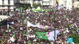 Algeria: Protests continue as election kicks off [Video]