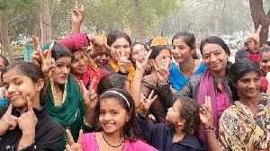Hindu migrants from Pakistan celebrate passage of Citizenship Amendment Bill in Parliament [Video]