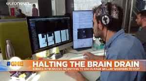 Greece attempts to halt its brain drain [Video]