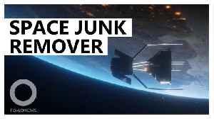 ESA's spacecraft will take out orbital debris in 2025 [Video]