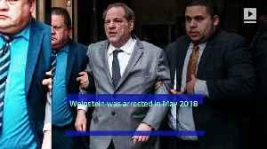 Harvey Weinstein Accusers Reach $25 Million Settlement [Video]