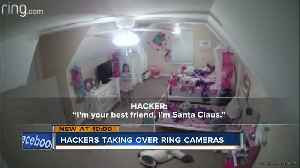 Hackers tapping into Ring surveillance cameras: why these products are easy targets [Video]