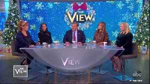 Co-Host Of 'The View' Shares Poll Results [Video]