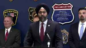 """The evidence points towards acts of hate"" -New Jersey AG [Video]"