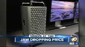 Fully loaded Mac Pro costs more than $52k? [Video]