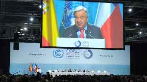News video: U.N.: Resisting Action On Climate Is 'A Recipe For Economic Disaster'