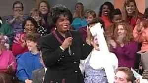 Oprah Weighs In on the Great Toilet Paper Debate [Video]