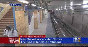 Video Shows UIC Student's Accused Killer [Video]