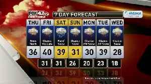 Brett's Forecast 12-11 [Video]
