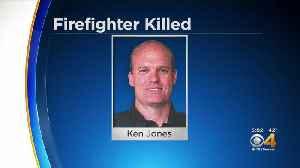 Community Offers Support For Fallen Firefighter Ken Jones [Video]