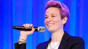 Megan Rapinoe: Much More Than Sportsperson Of The Year [Video]