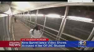 Surveillance Photo Shows UIC Murder Suspect [Video]