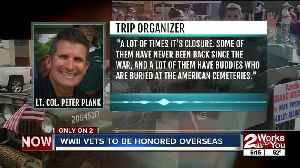 Veterans Honored Overseas [Video]