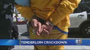 Feds Tie Drugs Sold In Tenderloin To Fatal Overdose In Santa Rosa [Video]