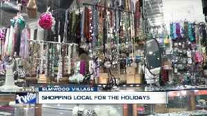 Shopping local for the holidays [Video]