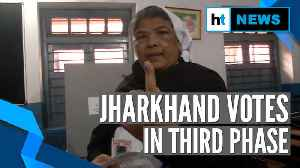 Watch: Third phase of voting in Jharkhand underway, counting on December 23 [Video]
