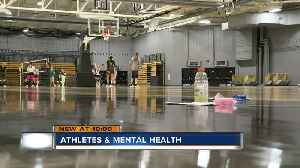 Local psychologists talk breaking down stigma on mental health for student-athletes [Video]