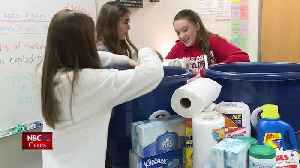Kaleidoscope Academy Student Council helps collect donations for Holiday Giving Campaign [Video]