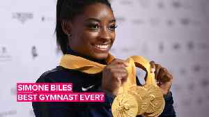 The golden year of Simone Biles [Video]
