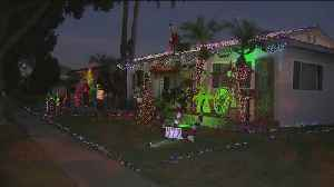 Thieves No Match For Downey 9-Year-Old's Christmas Spirit [Video]