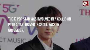 BTS' Jungkook could face charges over crash [Video]