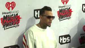 Chris Brown shares his newborn son's name [Video]