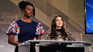 The 2020 Screen Actors Guild awards nominations [Video]