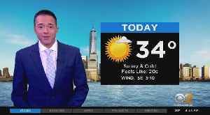 New York Weather: Sunny But Chilly [Video]