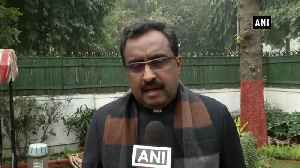 CAB to provide relief to millions of refugees living as stateless people in India Ram Madhav [Video]