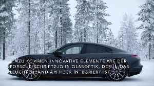 Der neue Porsche Taycan 4S - Puristisches Exterieur-Design mit Porsche-DNA [Video]