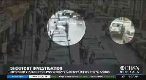 Search For Motive In Jersey City Shooting [Video]