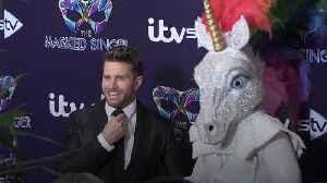 Joel Dommett says new TV show The Masked Singer is 'bonkers' [Video]
