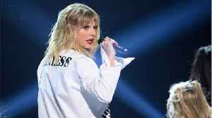 Taylor Swift Will Spend More Time With Family This Year [Video]