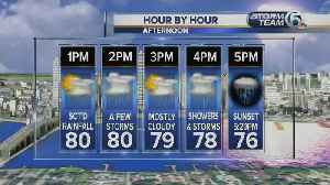 South Florida Thursday afternoon forecast (12/12/19) [Video]