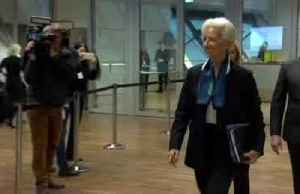 Day of firsts as ECB's Lagarde pledges new style [Video]