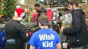 Wisconsin Herd takes five children shopping [Video]