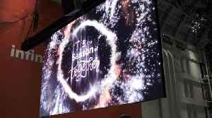Bianca Andreescu Interview - Tree Lighting Ceremony [Video]