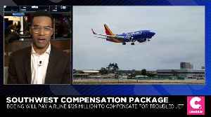Southwest Airlines Will Share $125 Million Settlement From Boeing With Employees [Video]