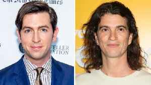 Nicholas Braun to Play WeWork's Adam Neumann in New Series [Video]