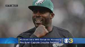 Michael Vick Will Serve As Honorary Pro Bowl Captain Despite Petition [Video]