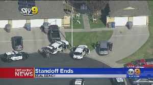 Man Surrenders In Standoff At Military Housing Unit Near Seal Beach Naval Base [Video]