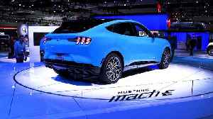 Ford's Amazing Mach-E Coupe Is The Biggest Surprise At The LA Auto Show | Jalopnik [Video]
