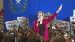 Senator Elizabeth Warren Opens Field Offices In Pa. [Video]