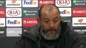 Nuno: Wolves grew during Europa League [Video]