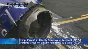 NTSB Releases Final Report On Deadly Southwest Plane Accident At Philadelphia International [Video]