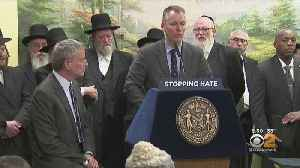 NYC Officials Discuss Protecting Jewish Community [Video]