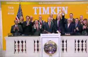 News video: Wall Street hits records on news of trade deal