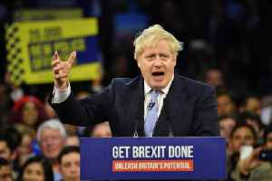 News video: Boris Johnson's Conservative Party Predicted To Win UK Election, Exit Poll Shows
