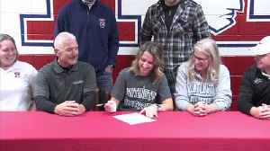 Heritage's Sheehan Signs with Huntington [Video]