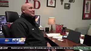 Biloxi firefighter receives huge award [Video]